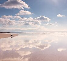 Time to reflect by Zoe Power