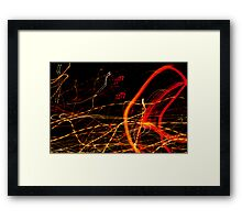 Crazy City 29 Framed Print