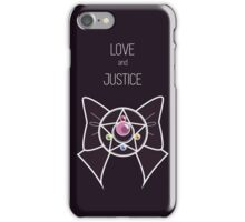 Guardian of Love and Justice iPhone Case/Skin