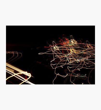 Crazy City 33 Photographic Print