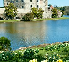 Leeds Castle: Kent UK by DonDavisUK