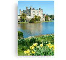 Leeds Castle: Kent UK Canvas Print