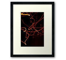 Crazy City 42 Framed Print