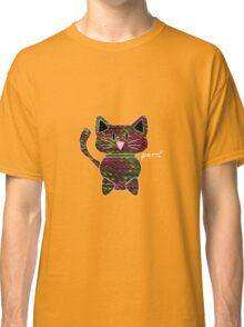 Knitty kat Classic T-Shirt