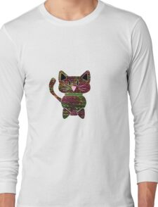 Knitty kat Long Sleeve T-Shirt