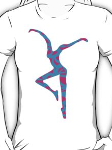 Dave Matthews- Pink Fire Dancer T-Shirt