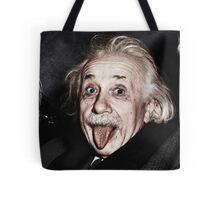 Einstein Colourised Tote Bag