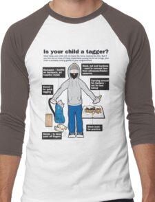 PSA Men's Baseball ¾ T-Shirt