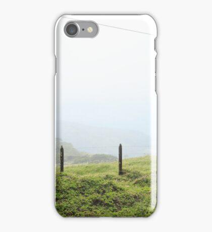 Man in the clouds iPhone Case/Skin