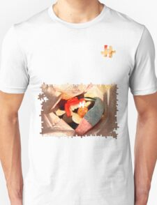 Gummy Fight Puzzle T-Shirt