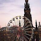 Christmas in Edinburgh by johnsmith148