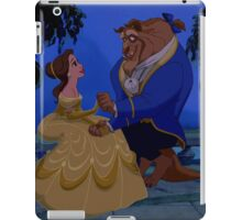 Beauty and the Beast iPad Case/Skin