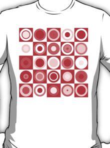 Retro concentric T-Shirt