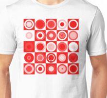 Retro concentric Unisex T-Shirt