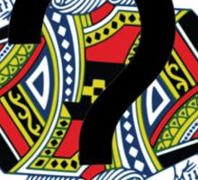 The Kingpin Sticker