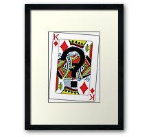 The Kingpin Framed Print