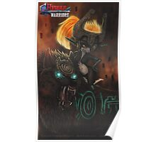 Midna Hyrule Warriors Poster