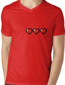 3 hearts ! Mens V-Neck T-Shirt