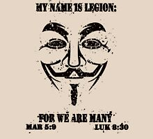 MY NAME IS LEGION Unisex T-Shirt