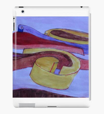 A Swirl of Colour iPad Case/Skin