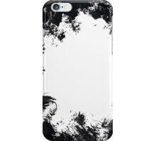 Grunge Painted Art iPhone Case/Skin