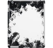 Grunge Painted Art iPad Case/Skin