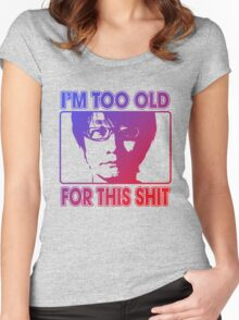 Master Kojima Women's Fitted Scoop T-Shirt