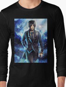 Black Butler: Sebastian  Long Sleeve T-Shirt