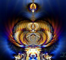 Cosmic Seat by Steve Davis