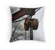 Lift Me Up! Throw Pillow