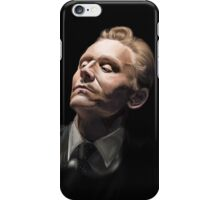 Tom Hiddleston as Dr Robert Laing (High Rise) iPhone Case/Skin