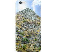 old stone walls from  an old church iPhone Case/Skin