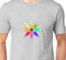 Atomic Flower Unisex T-Shirt
