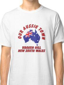 Broken Hill NSW Classic T-Shirt
