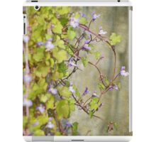 Spring is callimg iPad Case/Skin