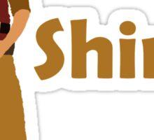Zoe - Shiny Sticker