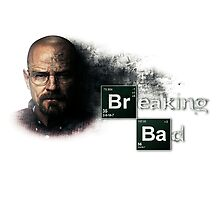 Breaking bad-Walter White by Morgan Green
