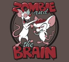 Zombie and the Brain Kids Clothes