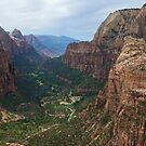 Angel's Landing by Christopher Bookholt