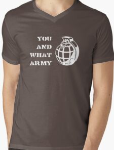you and what army Mens V-Neck T-Shirt