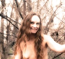 Beauty By A Country Smile  by Takingtheimage