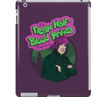 The Fresh Half-Blood Prince iPad Case/Skin
