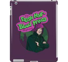 The Fresh Half-Blood Prince iPad Case/Skin