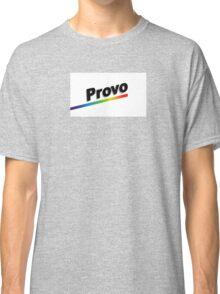 Flag of Provo, Utah  Classic T-Shirt