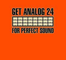 Get Analog 24 Unisex T-Shirt