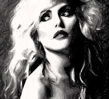 Deborah Harry by mobii