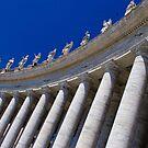 Catholic Columns by Christopher Bookholt