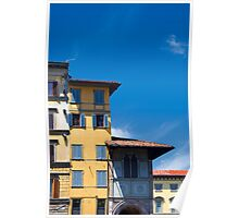 Florence Skyline Poster