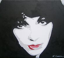 Kate Bush by CrossanArt
