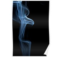 Smokey Imagination Poster